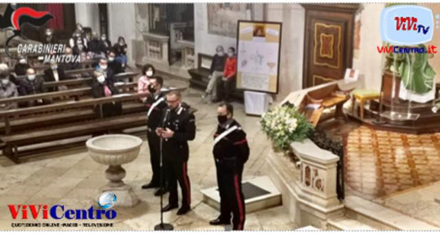 Asola (MN) i Carabinieri incontrano i cittadini in chiesa