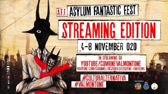 Asylum FantSTIC Fest, evento in streaming