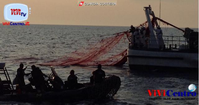 bloccato motopesca maltese