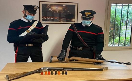 I Carabinieri lo hanno scoperto durante controlli in zona Ciaculli