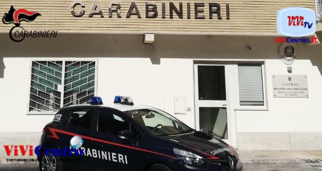 Carabinieri stazione capodimonte, maltrattamenti in famiglia