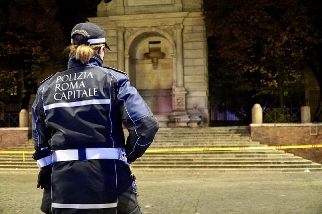 Polizia Locale- controllo piazze