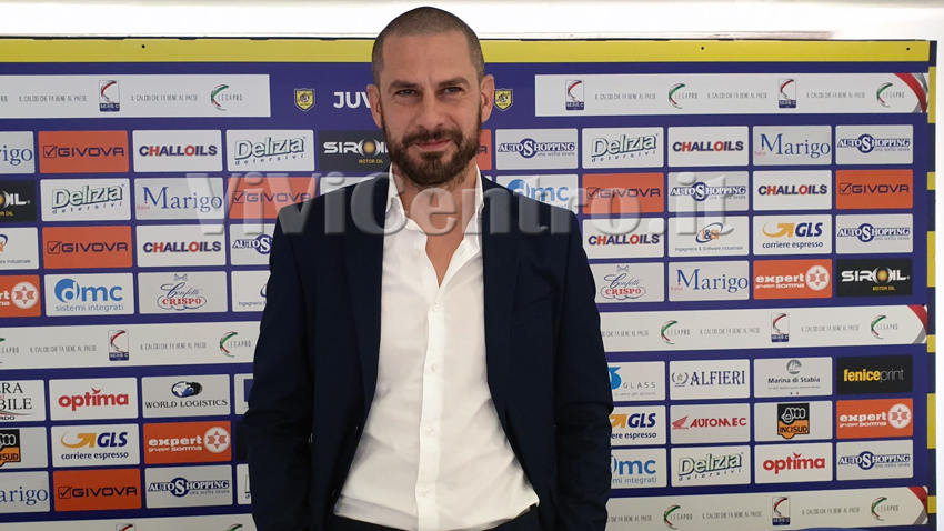Filippo Ghinassi DS Juve Stabia
