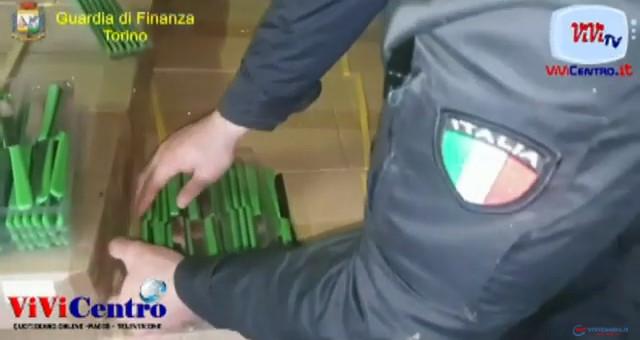 GdF TORINO, SCOPERTA UNA FRODE IN COMMERCIO DA 5 MILIONI DI EURO