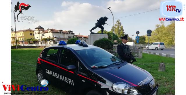 Goito - Carabinieri arrestano due persone per furto aggravato in concorso