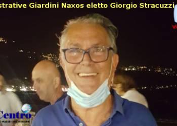 Giorgio Stracuzzi nuovo sindaco di Giardini, guiderà la cittadina naxiota