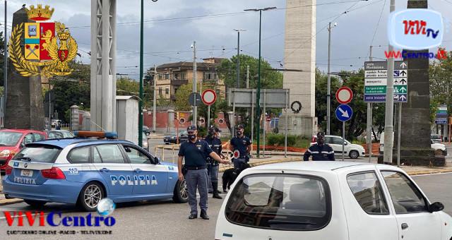 Napoli sotto controllo straordinario: sanzioni e denunce per abusivismo