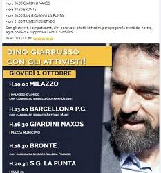 Un deputato europeo siciliano del movimento