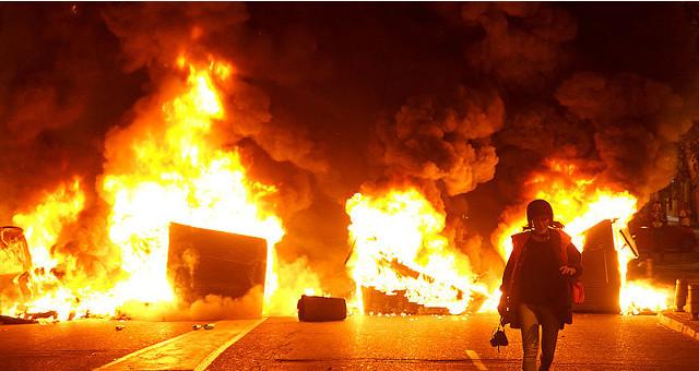 Napoli a ferro e fuoco