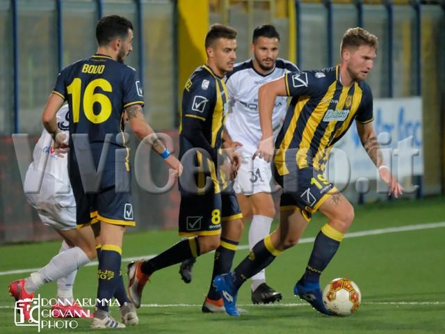 Juve Stabia Cavese Calcio Serie C 2020-2021 (44)
