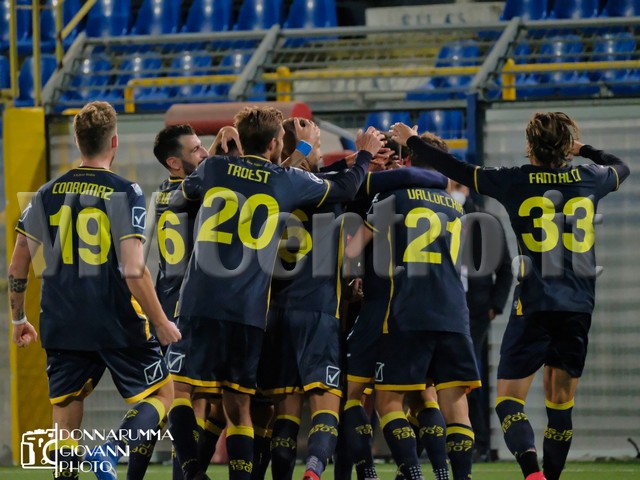 Juve Stabia Cavese Calcio Serie C 2020-2021 (48)
