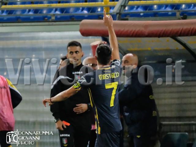 Juve Stabia Cavese Calcio Serie C 2020-2021 (1)