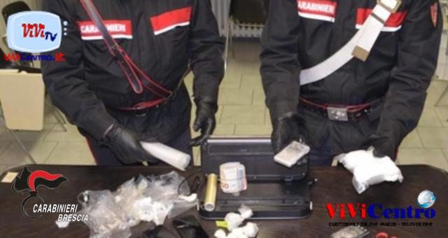 Marzuk – Spacciava droga da anni in Valcamonica, arrestato a Breno
