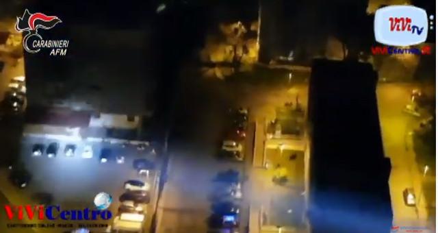 Napoli, Carabinieri arrestano 9 persone che trafficavano droga con detenuti del carcere