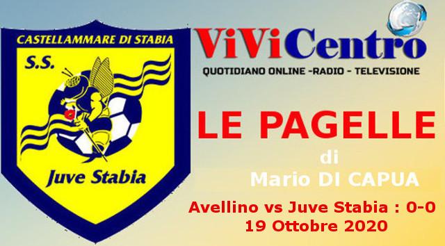Pagelle di Mario Di Capua Avellino vs Juve Stabia 0-0