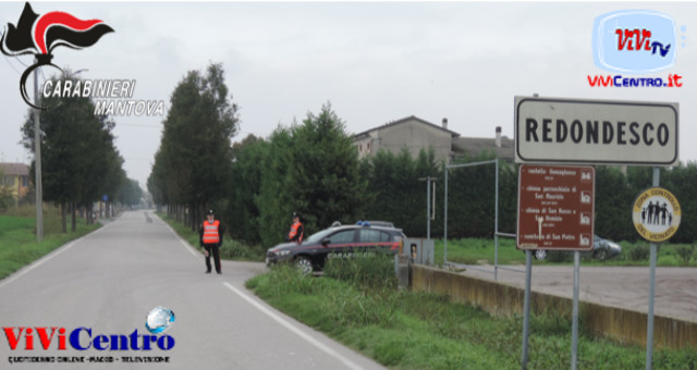 Piubega (MN), Carabinieri arrestano figlio violento