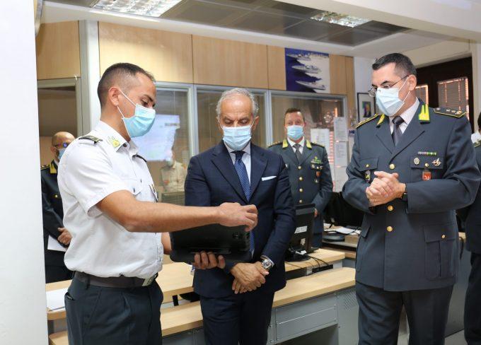 Prefetto di Roma, dottor Matteo Piantedosi