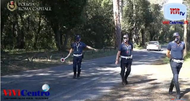 PL Roma, sicurezza stradale con Street Control