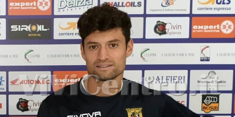 Sergio Bubas Juve Stabia