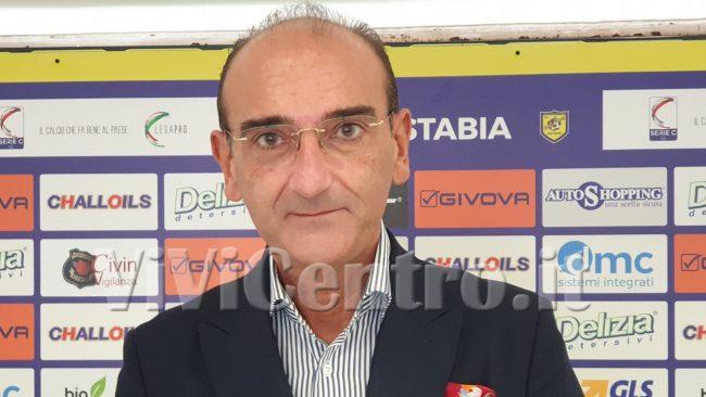 Vincenzo Todaro Juve Stabia
