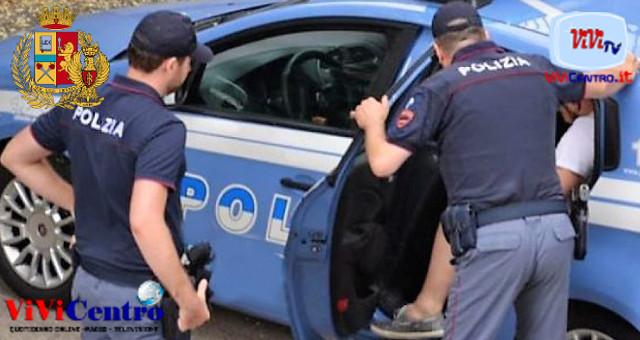 arrestati LAEZZA F. e SACCO S.