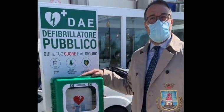 defibrillatori castellammare