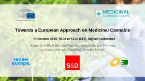 Medicinal Cannabis Europe chiede una risoluzione del Parlamento europeo sulla cannabis medicinale