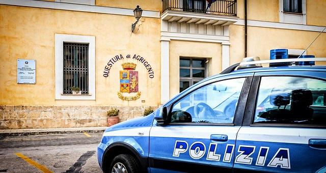 La Polizia di Stato di Agrigento ha proceduto all'arresto di 12 cittadini extracomunitari