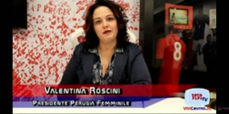 Roscini - Perugia Femminile -