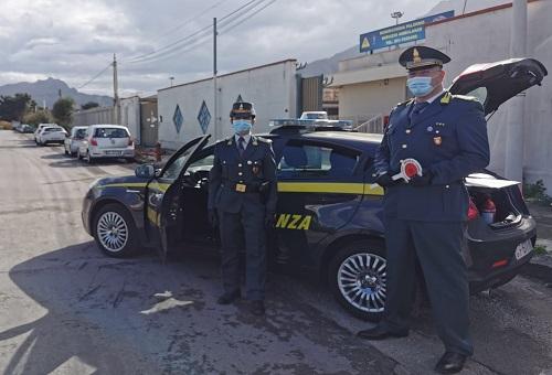 Il Comando Guardia di Finanza di Palermo ha eseguito 6 misure cautelari