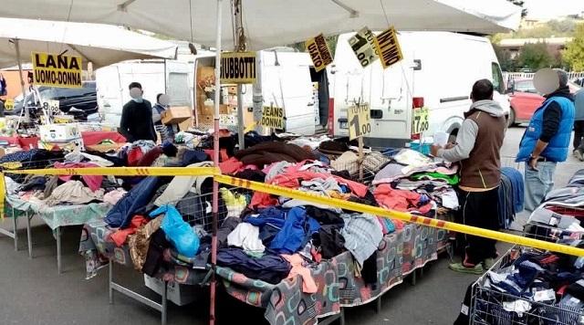 Chiusi mercati alle Ardeatine