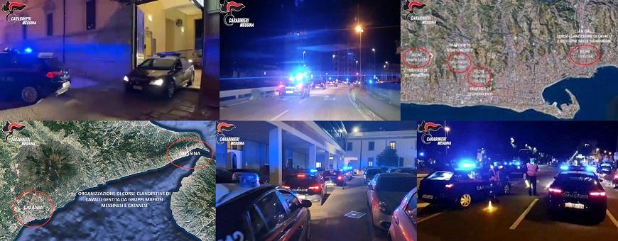 I CC di Messina hanno eseguito l'ordinanza di arresto