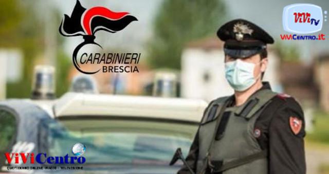 Arresto maltrattamenti Gavardo, giovane donna in Ospedale
