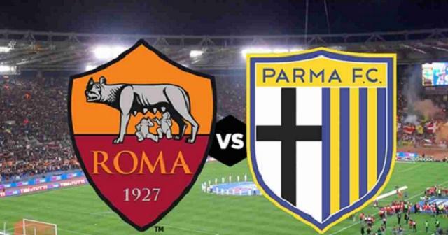 As Roma Parma Serie A