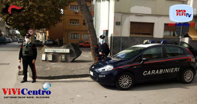 Boscoreale (NA), carabinieri