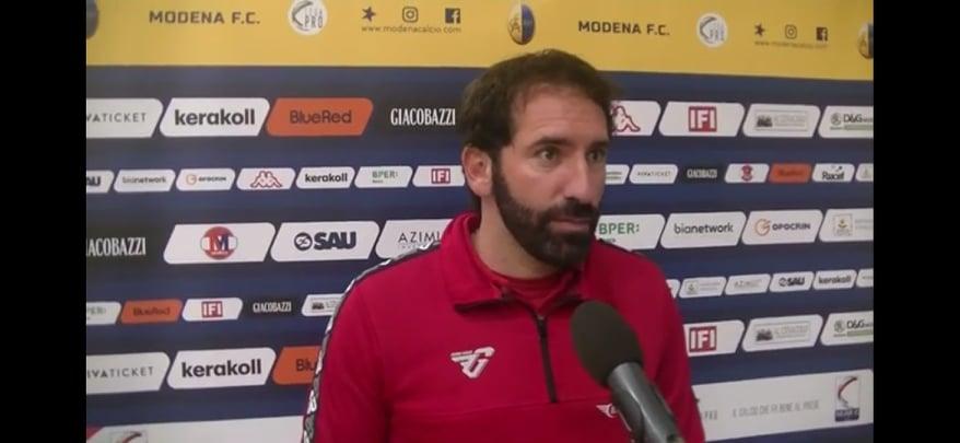 Modena - Perugia 0 - 1. CASERTA