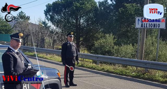I Carabinieri arrestano a Campobello di Mazara (CS) un senegalese pericoloso