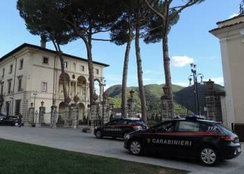 Carabinieri Rieti- arresti falso boscaiolo