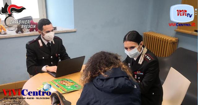 Carabinieri e Soroptimist Brescia, Una Stanza tutta per se 1