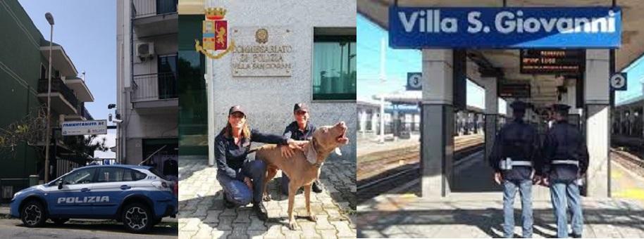 L'uomo 49enne catanese, in viaggio per raggiungere la Sicilia, è stato arrestato