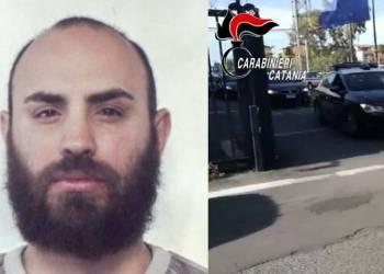 impedire l'arresto di un pusher a Catania