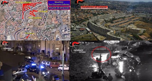 A Catania la famiglia mafiosa dei Nizza controllava sia la fornitura di stupefacenti che i prezzi