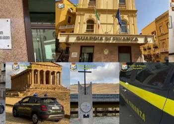 La GdF di Agrigento a sequestrato le card del Reddito di Cittadinanza a otto famiglie di condannati per mafia