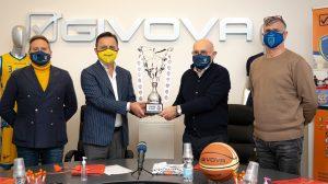 Conferenza Stampa Scafati Basket-Givova