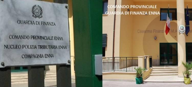 Confiscati dalla GdF di Enna a due di Piazza Armerina condannati