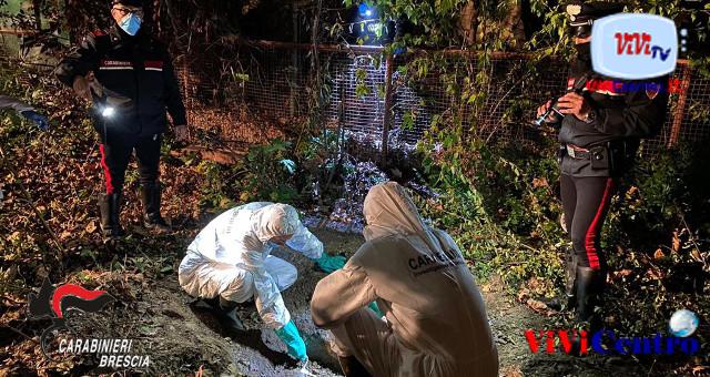 Femminicidio, i CC ritrovano il cadavere della badante ucraina
