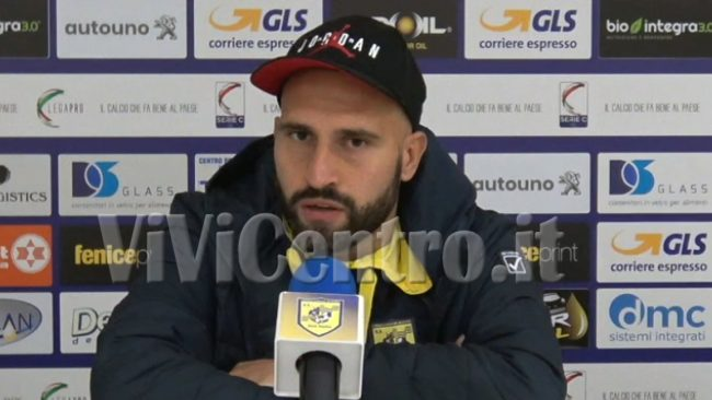 Francesco Ripa Juve Stabia