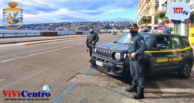 Guardia di Finanza Napoli, eseguiti 1159 controlli