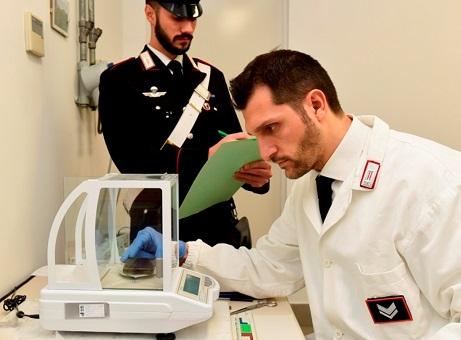 I Carabinieri della Stazione di Carini (PA), supportati dal Nucleo Cinofili di Palermo
