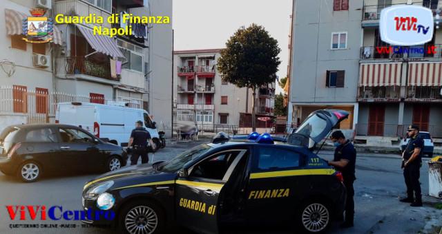 Guardia di Finanza Napoli: 453 controlli, 1 arresto, 10 sanzioni